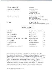 ZŻ 22 okładka II str