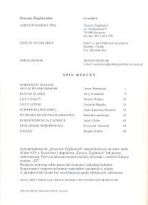 ZŻ nr 20 luty 2007, okładka str II