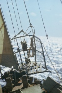 6. Na Pacyfiku. Fot A.J.Pisz
