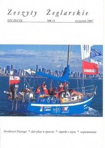 ZŻ nr 21wrzesień 2007, okładka I