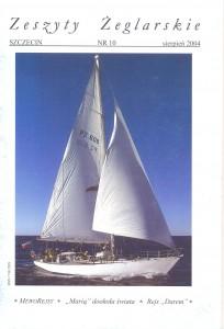ZŻ nr 10 sierpień 2004, okładka str I