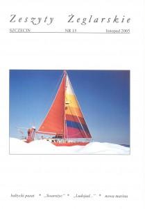 ZŻ nr 15 listopad 2005, okładka str I