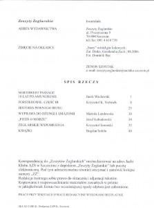 ZŻ nr 19 listopad 2006, okładka str II