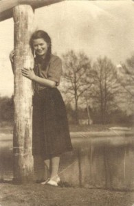1. Maryla Grochowska 1950