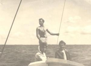 4. Jasiu Schumocki, brat Nela.