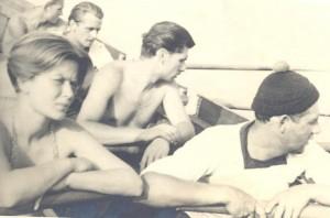 5. Maryla Grochowska, NN, Jędrzej Adamski, Wojciech Kaminski, Józef Demczuk, ...