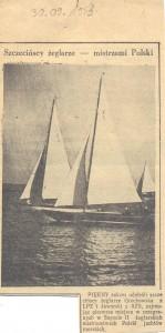 10. Kurier Szczeciński, 1953r.