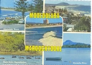 widokówka z Australii