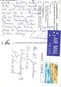 widokówka z Australii b
