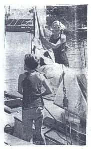 1. Kurier Szczeciński, 1952r.
