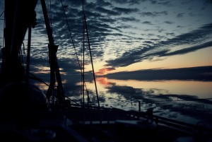 Dawn after Bellot Strait