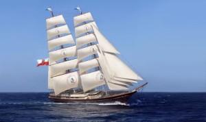 statek rejowy