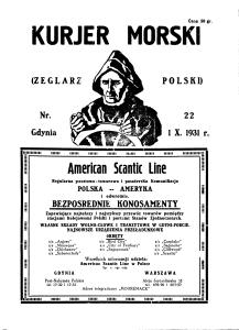 01.10.1931 jeden z ostatnich numerów .