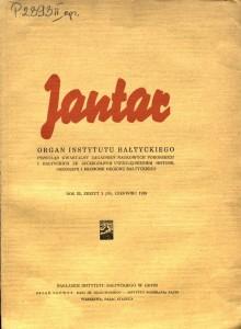 JANTAR_ 1939