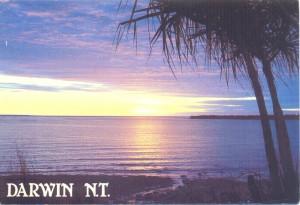 widokówka z Darwin